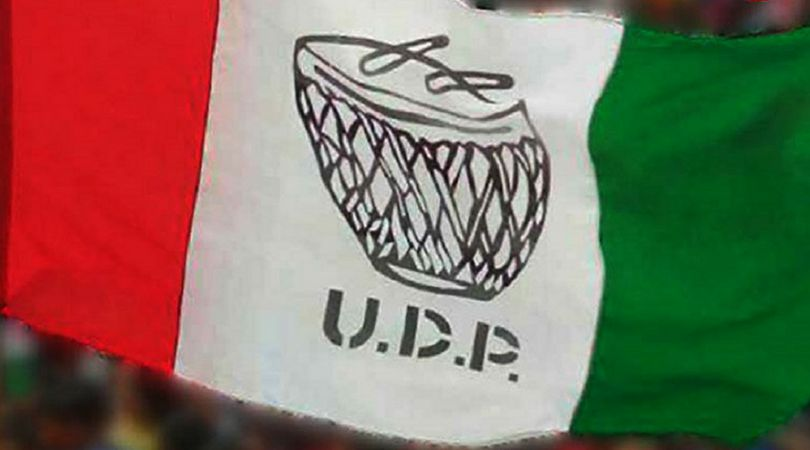 UDP to field candidate at Ranikor