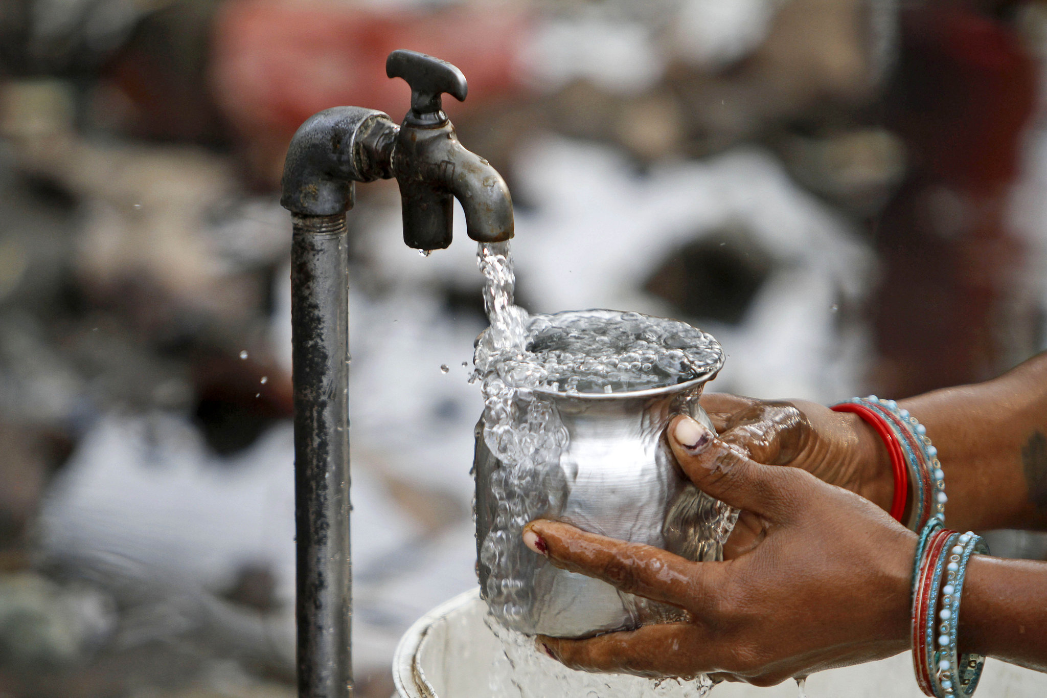 10,917 rural habitations in Assam get contaminated supply water