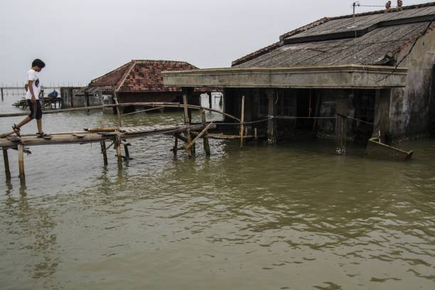 Two waterlogged villages cleared