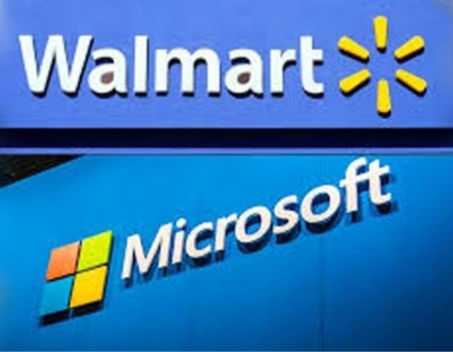 Walmart-Microsoft to boost digital footprint