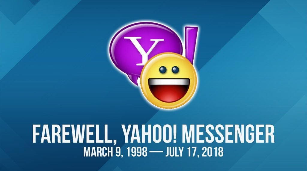 RIP Yahoo Messenger: End of a cyber era that lasted  from 1998 to 2018