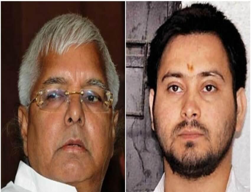 IRCTC scam : Chargesheet against Lalu Prasad, Rabri Devi and son Tejashwi