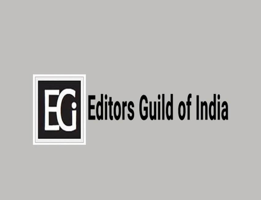 Editors Guild demands action against media saboteurs,condemns govt interference