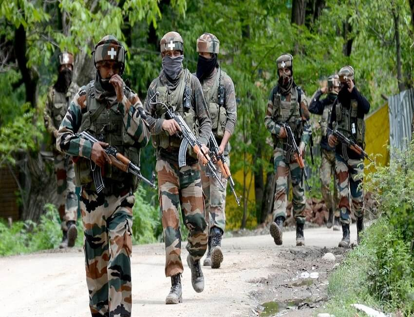 Newly-recruited militants arrested in J&K