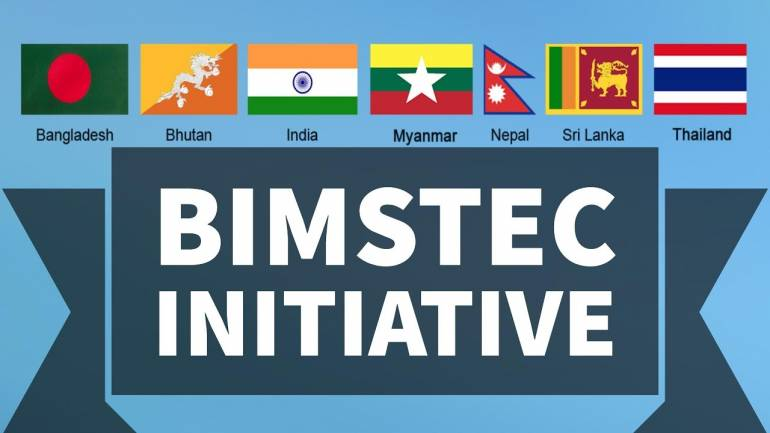Bimstec Aims for Seamless Connectivity, Free Trade Zone