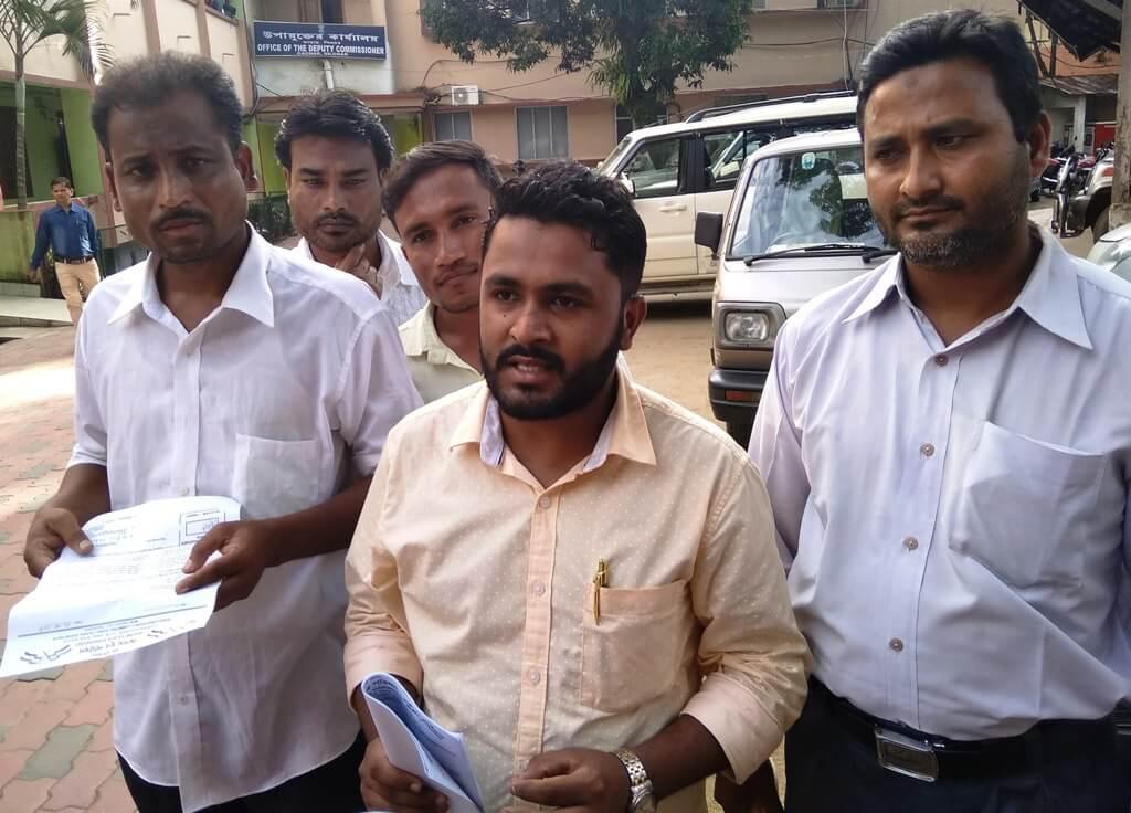 Assam Yuba Parishad presses for repair of vital road link, Silchar