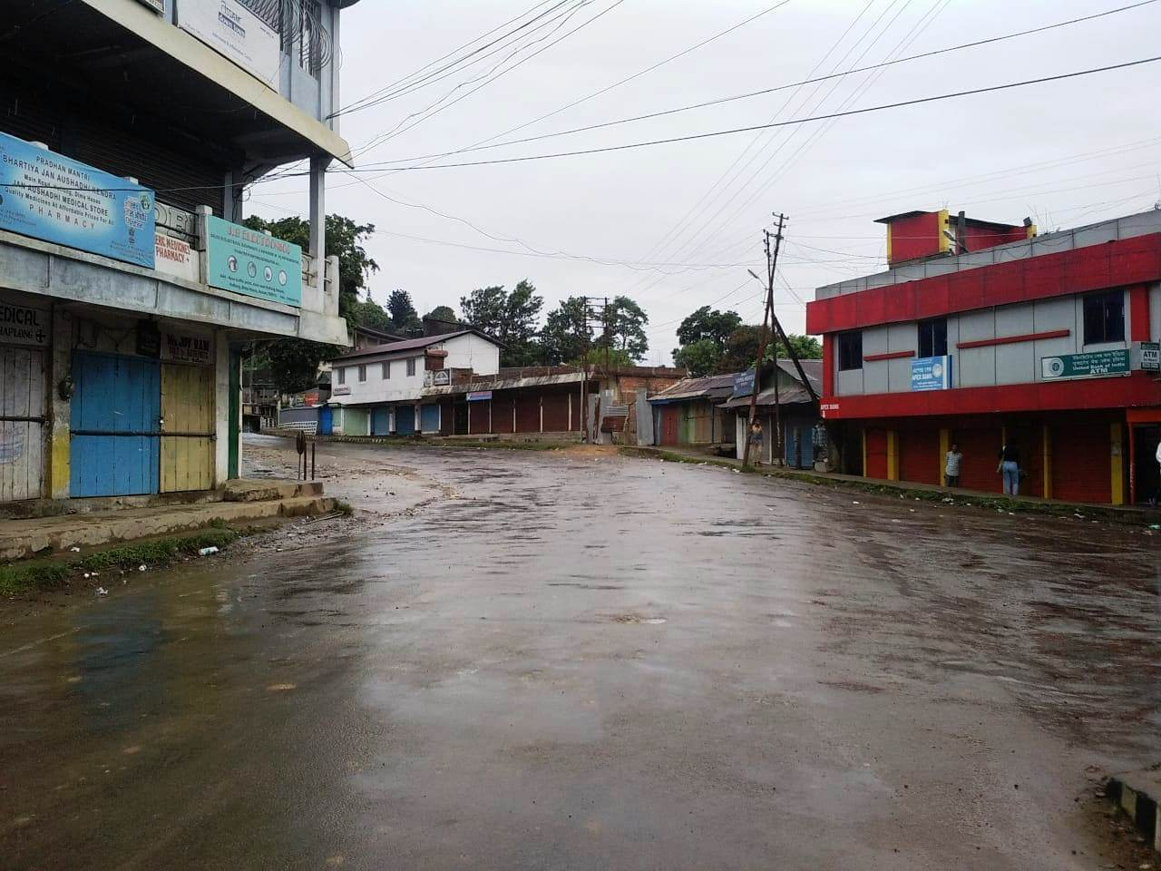 10-hour Dima Hasao Bandh Passes off Peacefully in Haflong, Assam