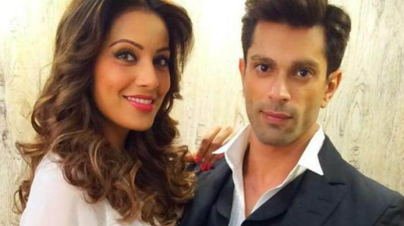 The Hot Couple Bipasha Basu and Karan Grover's Latest PDA