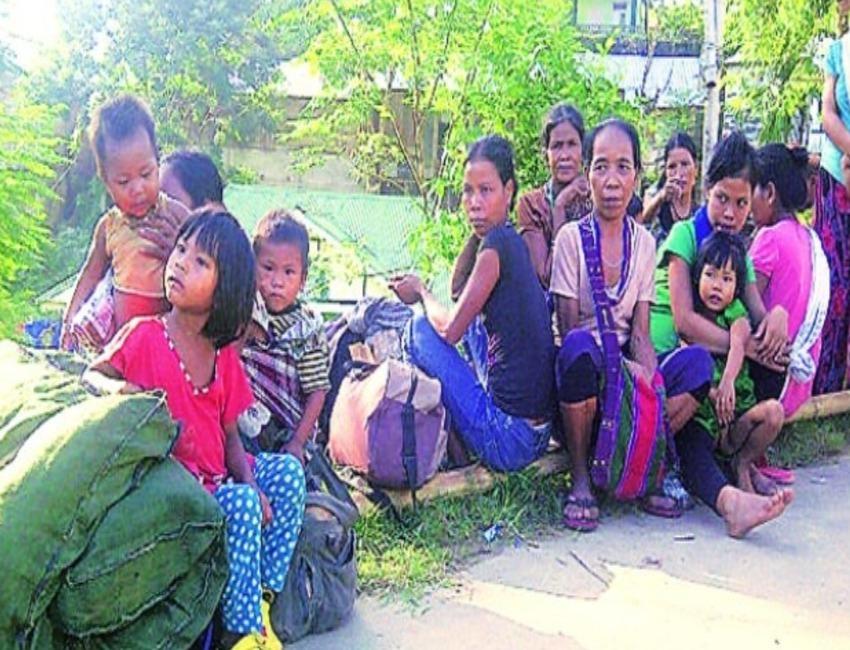 Split in Mizoram Bru Displaced Peoples' Forum (MBPDF), Repatriation of Bru Refugees Uncertain