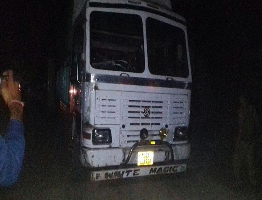 Coal-laden truck seized in Sonapur