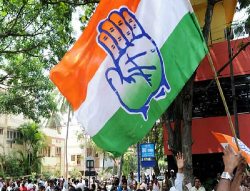 Congress puts up brave face despite defeat