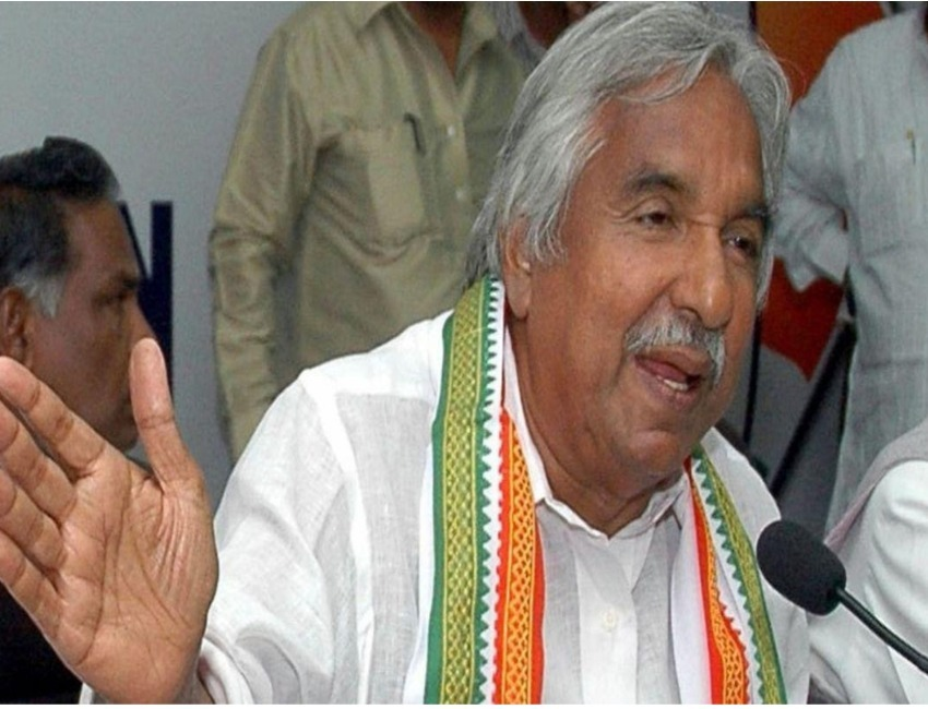 NRC must be debated by all: Congress leader Oommen Chandy