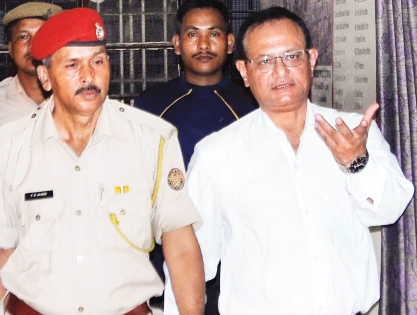Police Arrests Guwahati Based Advocate on Fake Affidavit Charges from Panbazaar