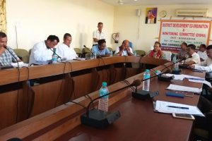 District Development Coordination and Monitoring Committee