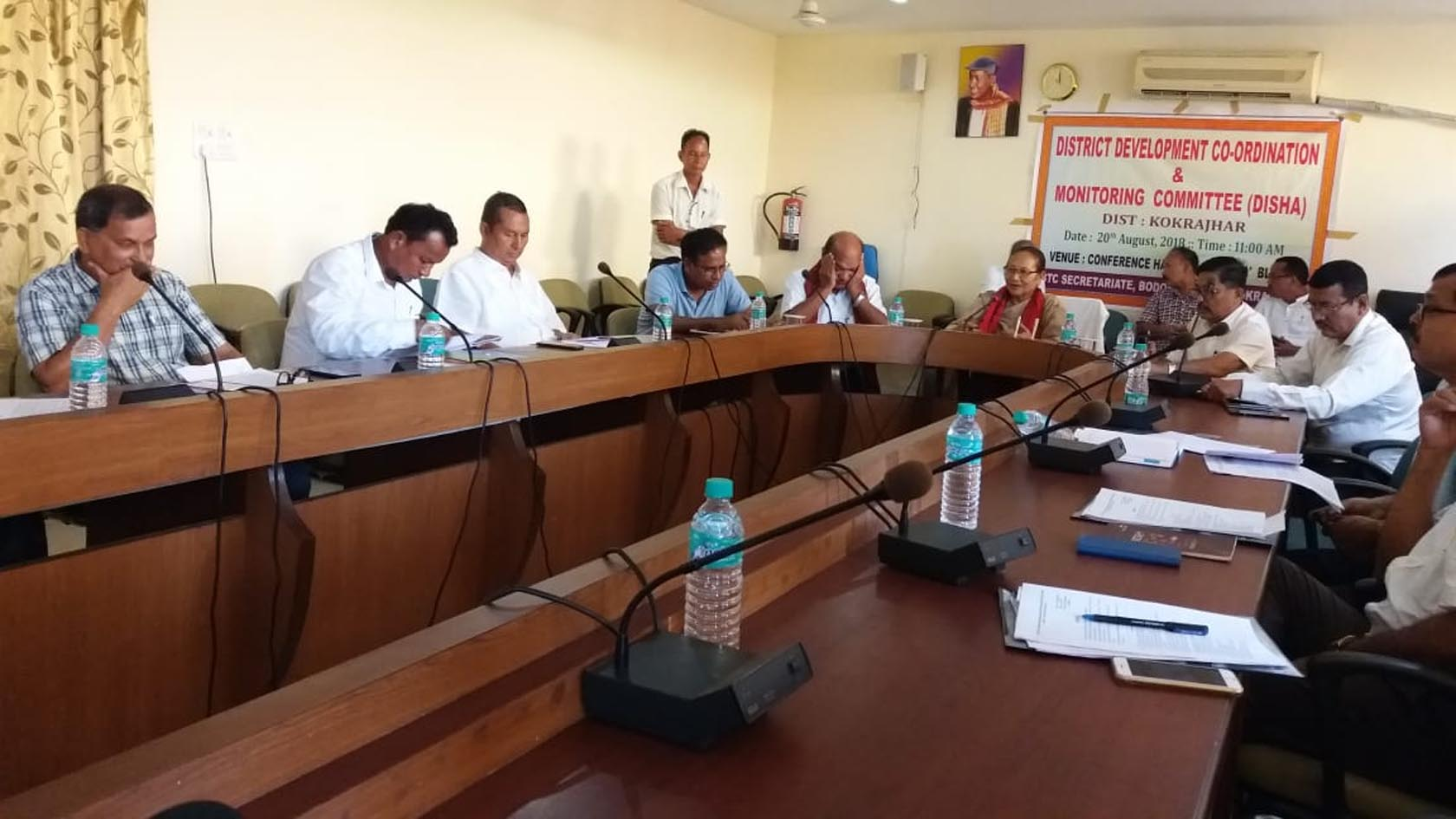 District Development Coordination and Monitoring Committee Meeting Reviewed Central Schemes Implementation in Kokrajhar