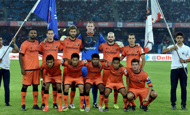 Delhi Dymos win fil pre-season match