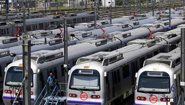 Delhi Metro snag spoils Rakhi day celebrations