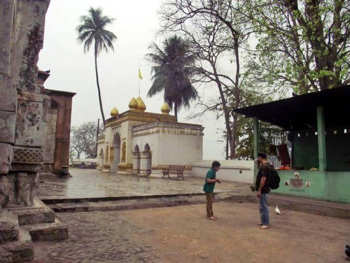 Dhekiajuli Tense over Demolition of Temple by Miscreants