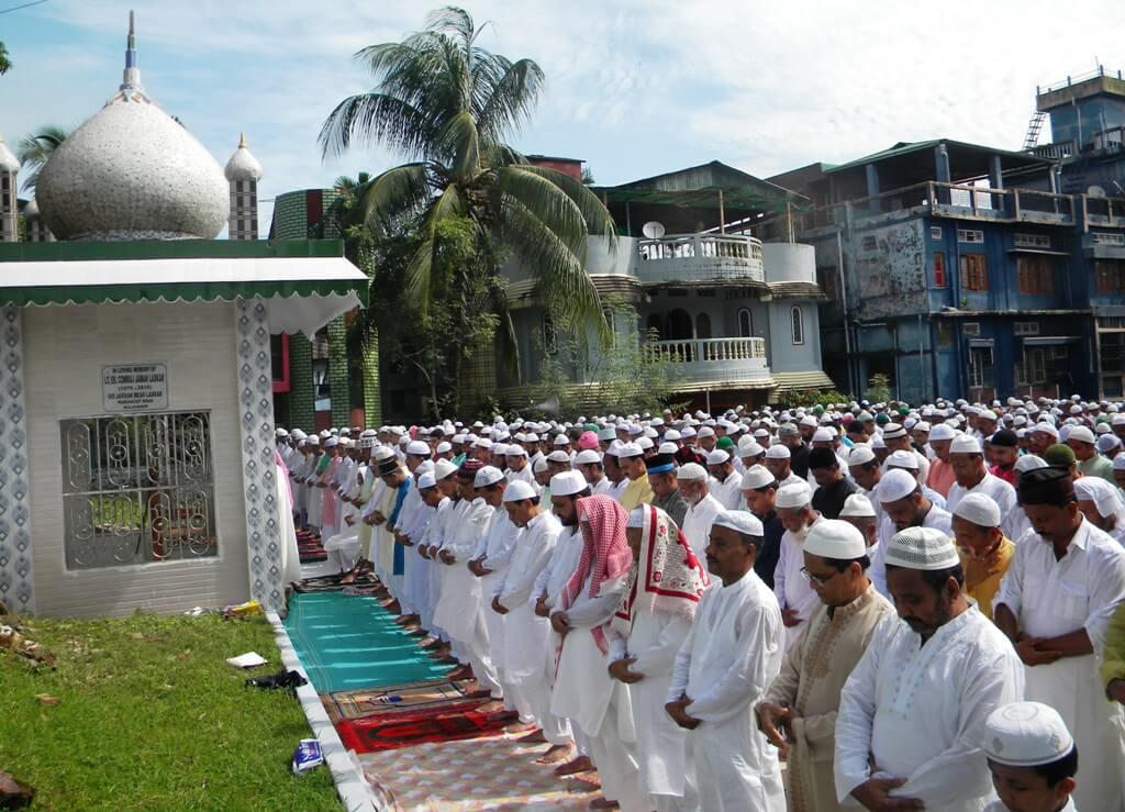 Eid-uz-Zuha observed with festive fervour in Silchar