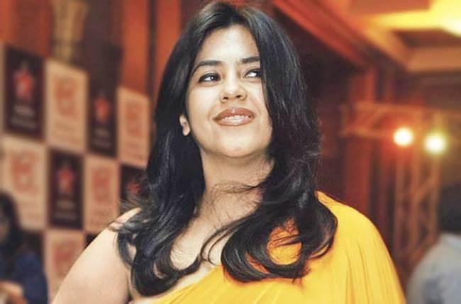 Ekta Kapoor Debates on