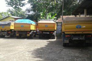 Trucks Seized