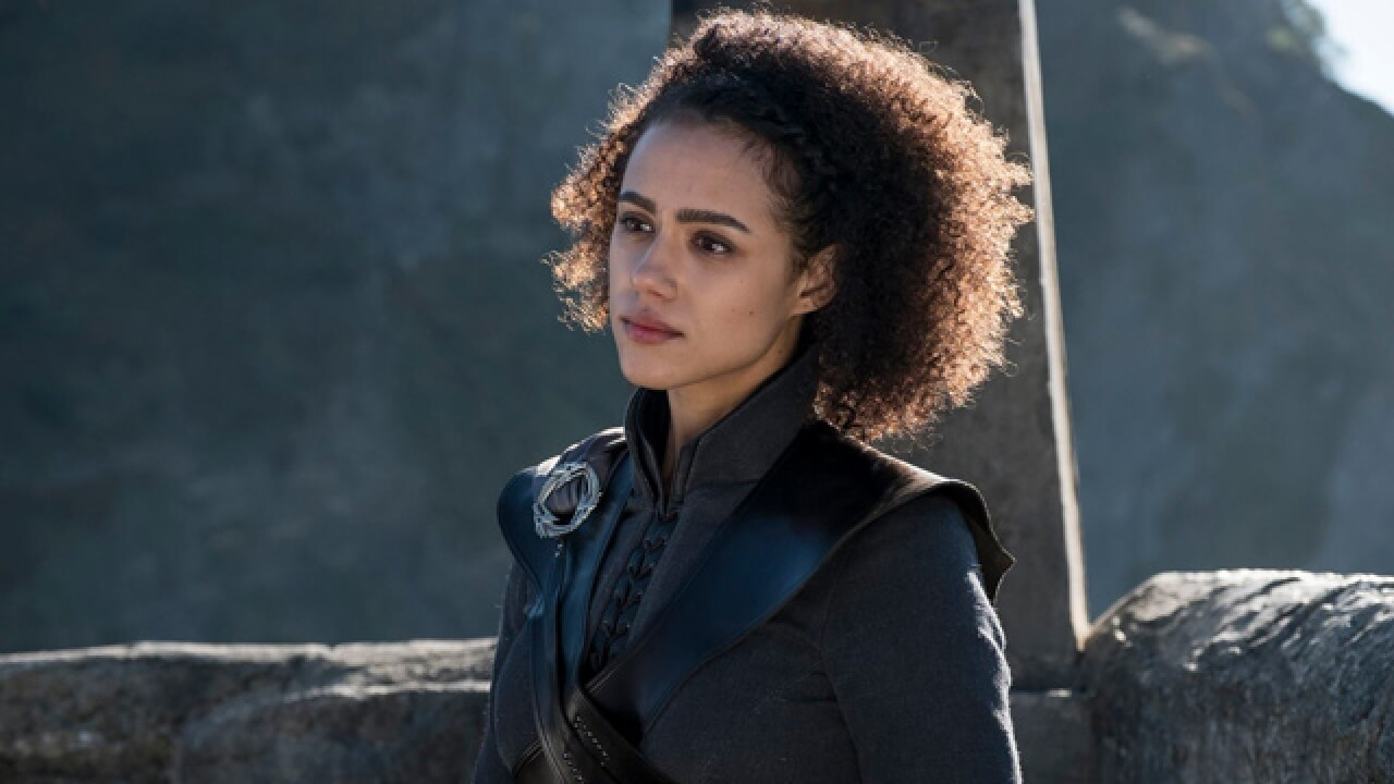 'I too face racism, sexism': Nathalie Emmanuel from Team Game of Thrones
