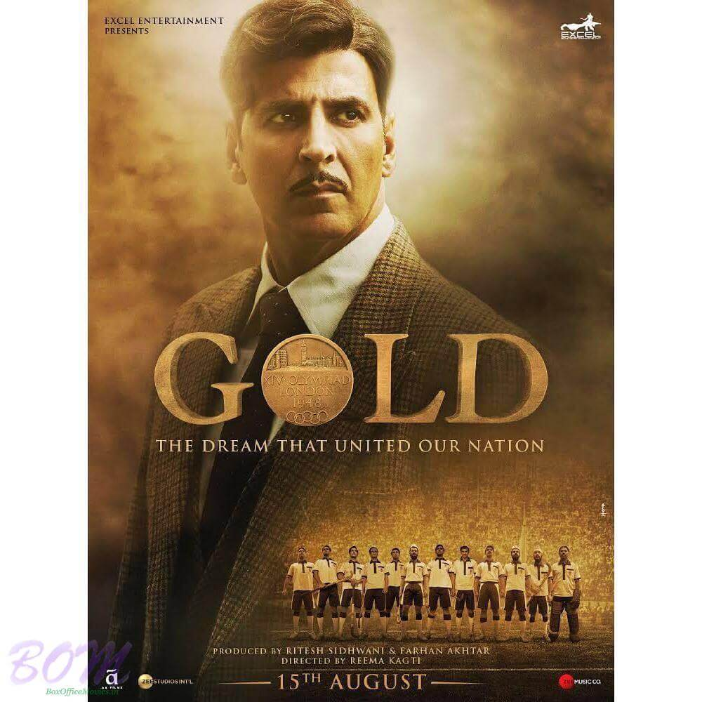 Gold Becomes First Bollywood Film to Release in Saudi Arabia : Akshay Kumar