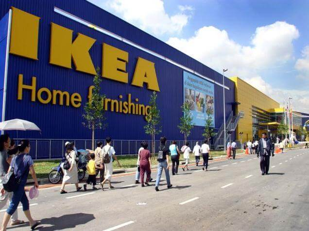 IKEA : Worlds Largest Furniture Retailer Opens Its First Store in India
