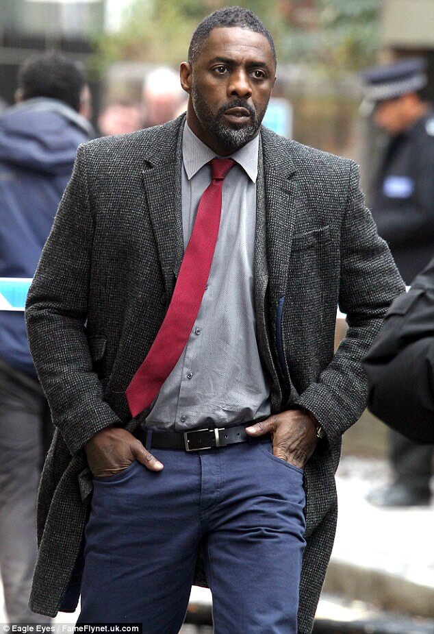 Idris Elba will not Play James Bond
