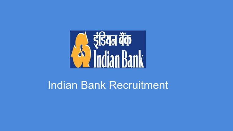 Indian Bank Recruitment 2018 - 417 Probationary Officer