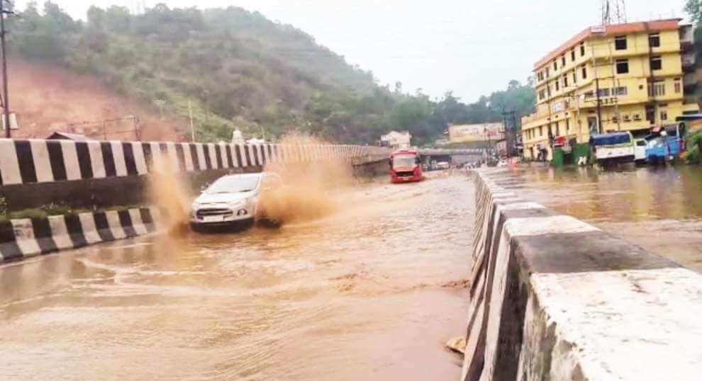 Students' body takes stock of Jorabat flood