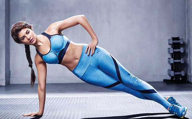 Jacqueline Launches Her Activewear Brand