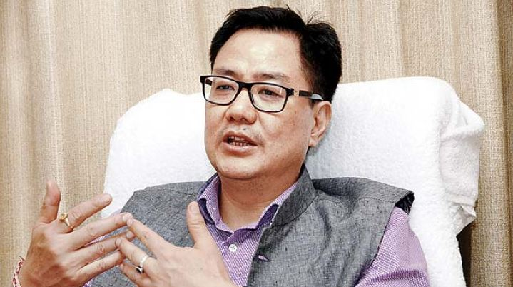 Extra Financial Help For Indian Football: Kiren Rijiju