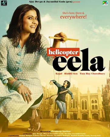 'Helicopter Eela' Trailer on Floors,Kajol Tweets