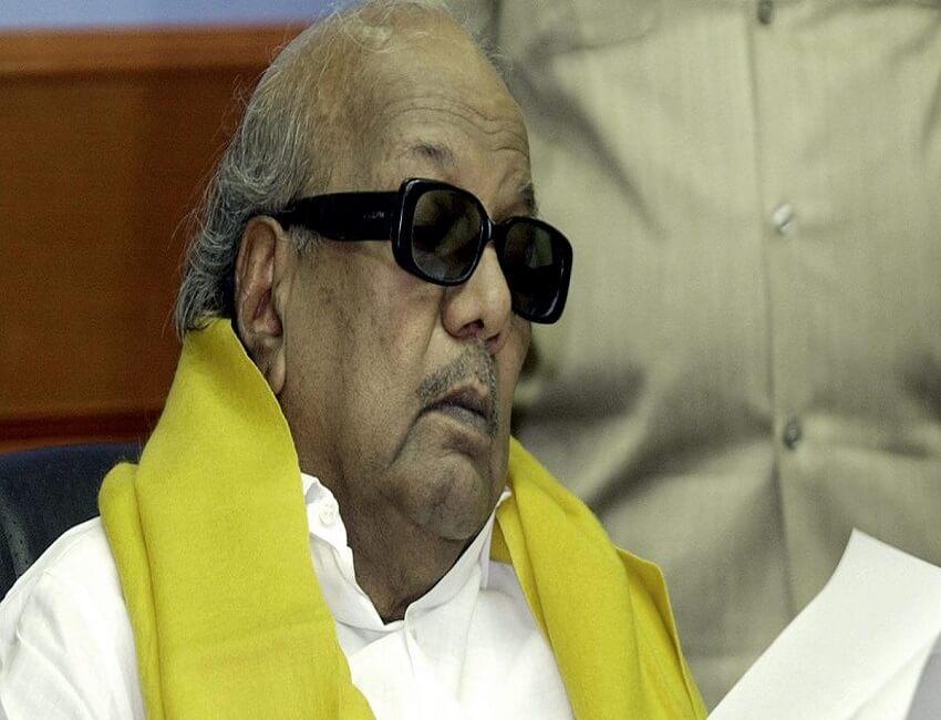 Karunanidhi: A colossus in Dravidian politics