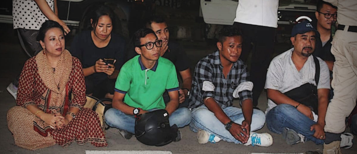 Manipur: Journalist Arrested for Inflammatory Post on Social Media
