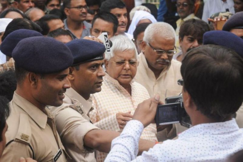 Court wants Lalu Prasad's presence through video conferencing