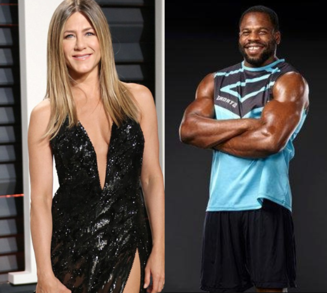 Jennifer Aniston's Trainer Leyon Azubuike says 'She's a Natural Athlete'