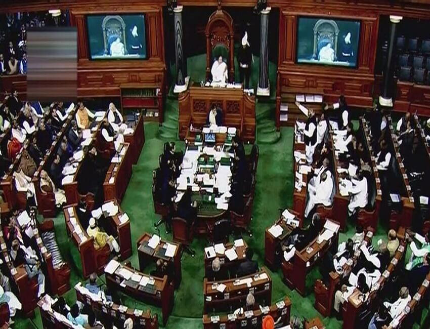 Lok Sabha passed Bill to enable NRIs to appoint proxy to cast vote