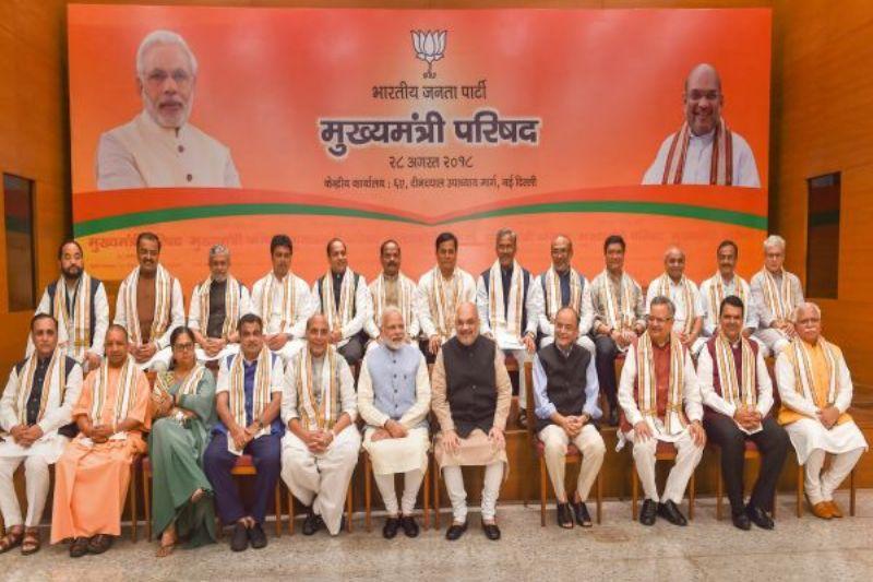 BJP Preparing for 2019 Lok Sabha Polls as Scheduled