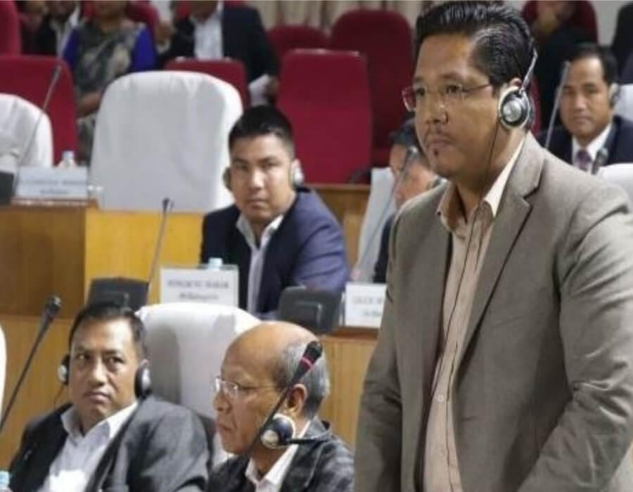 Farmers' parliament to understand farmers' plight: Meghalaya CM Conrad K. Sangma