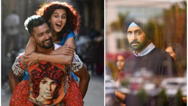 Manmarziyaan Trailer: Anurag Kashyap Spins Abhishek Bachchan, Taapsee Pannu and Vicky Kaushal in a Love Triangle