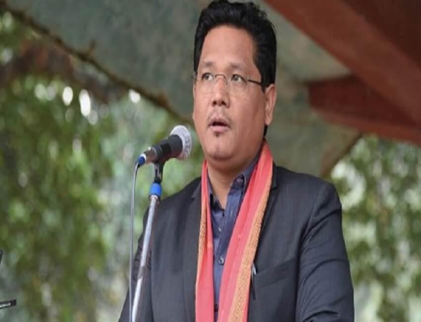 Peace vital for State's progress, says Meghalya CM Conrad K Sangma