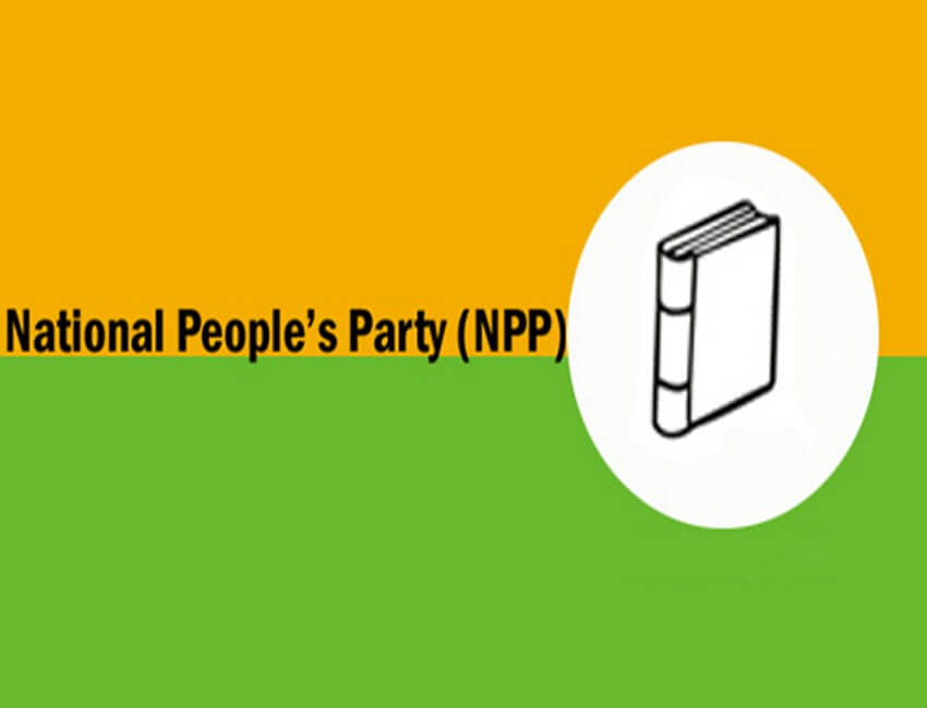 National People's Party-North East Coordination Committee Meet A Grand Success