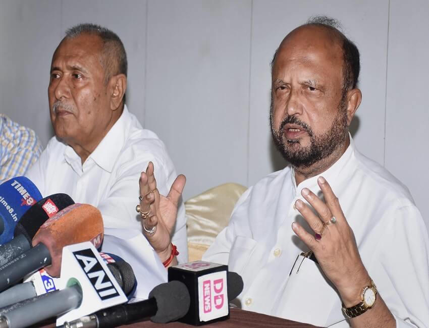 West Bengal must also maintain NRC: Prafulla Mahanta