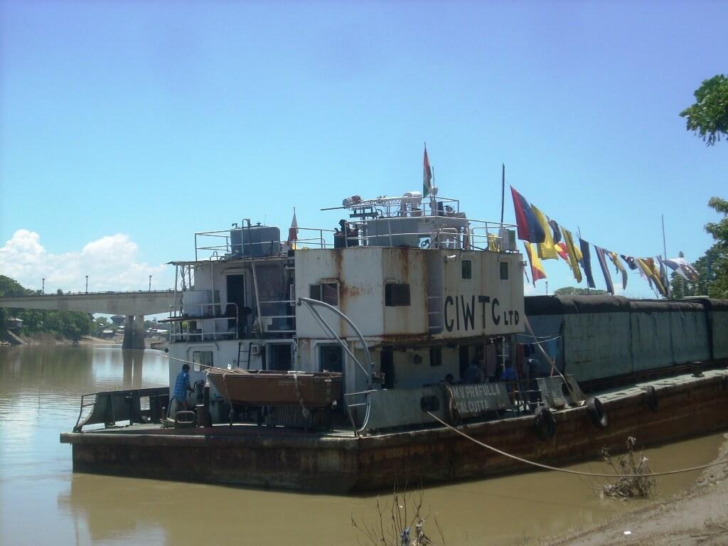 National Waterway-6 in limbo, Silchar