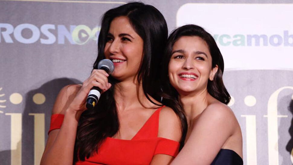 No Stress with Katrina, Whatsoever: Alia Bhatt