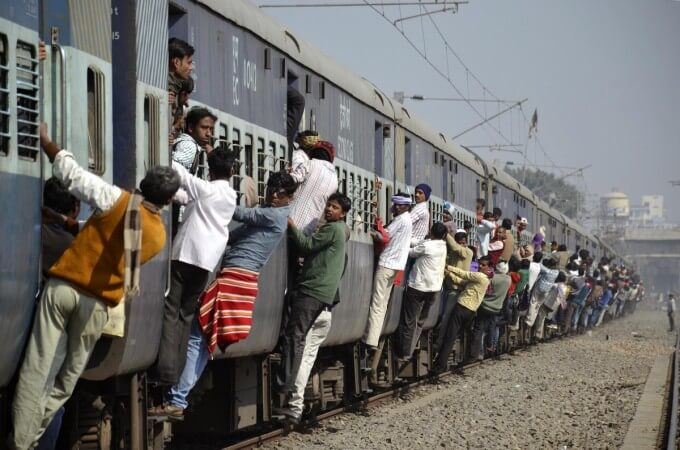 North-East Frontier Railway Detects 159 Ticketless Cases, Rs. 44,626 Realised
