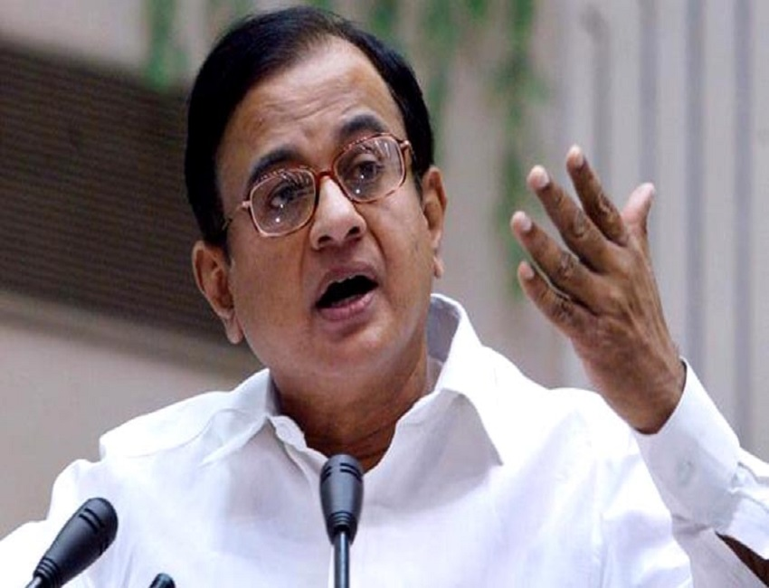 Enforcement Directorate (ED) questions P. Chidambaram in Aircel-Maxis case