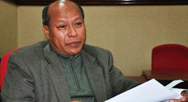Meghalaya Deputy CM Prestone Tyngsong, Danngo visit Rangthong seeking support